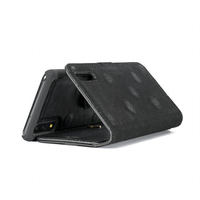 Wallet Detachable 2-in-1 Split Leather Phone Case for Huawei P20
