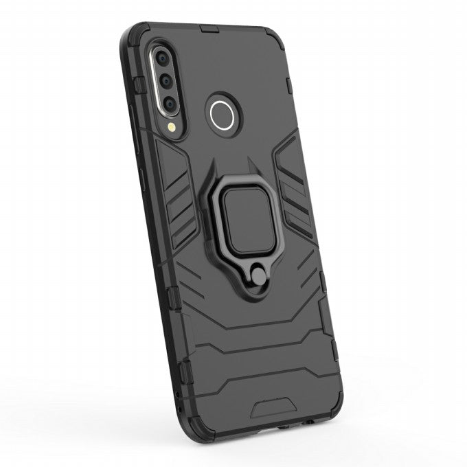 TPU + PC Protective Case with Kickstand for Huawei P3Lite