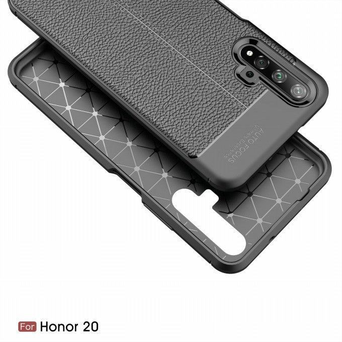 Custer/litchi TPU Protective Case for Huawei Honor 20