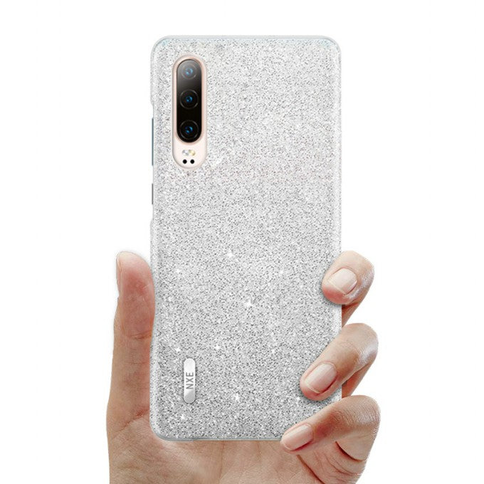 Rhinestone Decoration PC Protective Case for Huawei P30