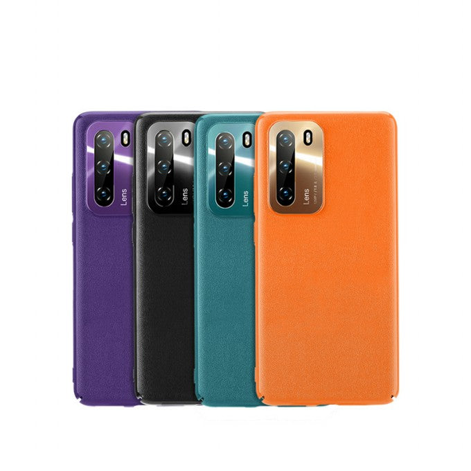 Hard Protective Case with Metal Lens for Huawei P40