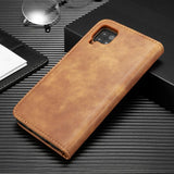Detachable 2-in-1 Split Leather Phone Case for Huawei P4lite 4G