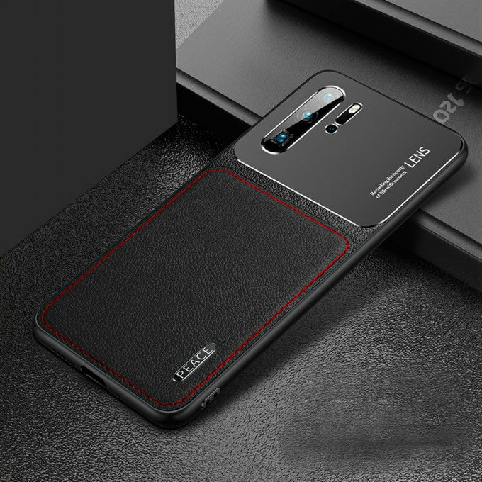 PC+PU Leather Protective Case for Huawei P3Pro