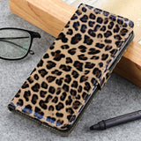 Leopard Texture Leather Case for Huawei Mate 40 Pro