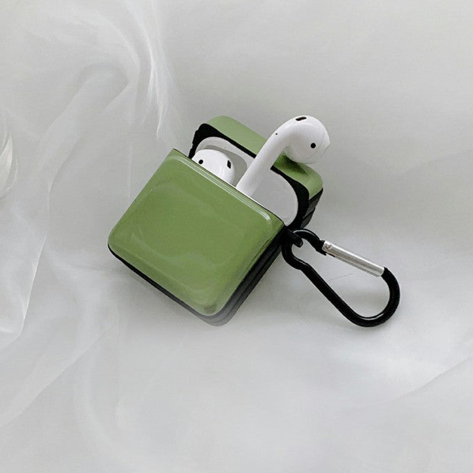 TPU Bluetooth Earphone Cover for Apple AirPods with Wireless Charging Case (2019)