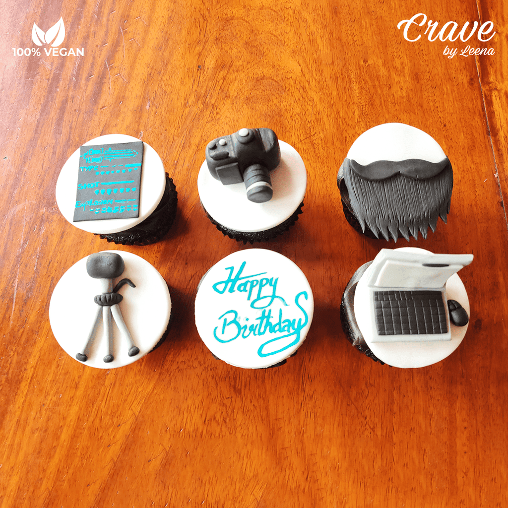 Photographer Cupcakes - Crave