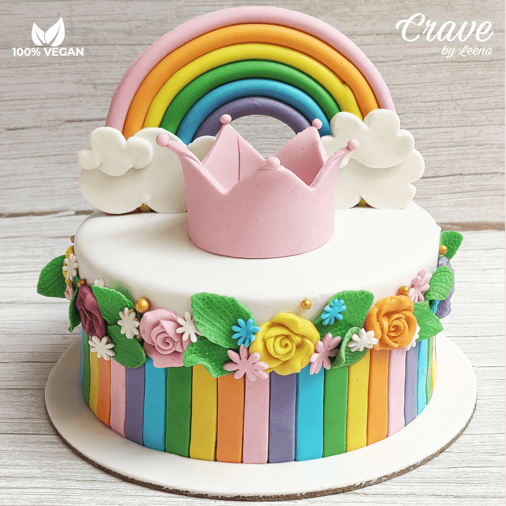 Crown the Rainbow - Crave