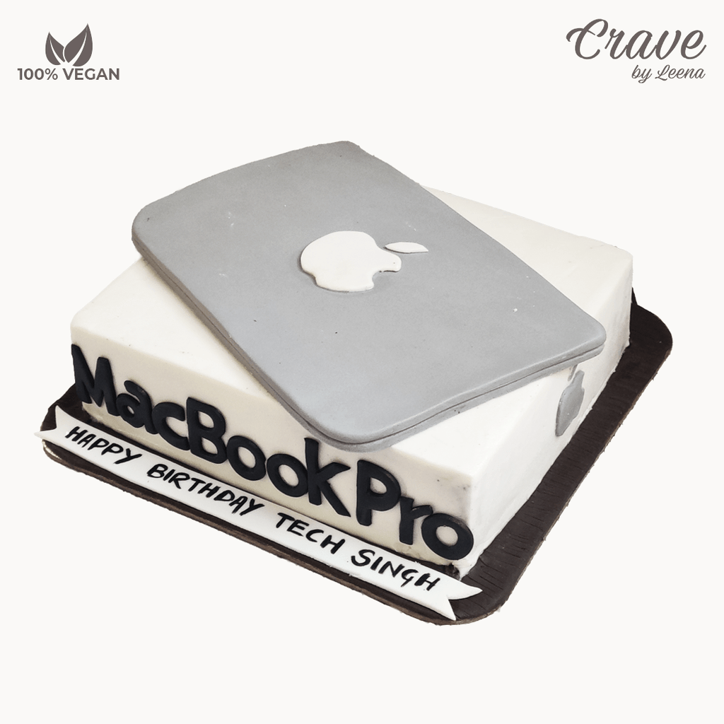 Macbook Pro Cake - Crave