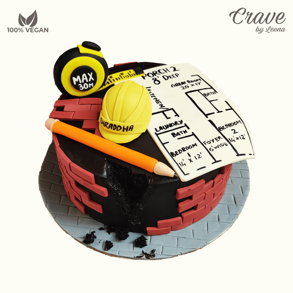 Construction Cake - Crave