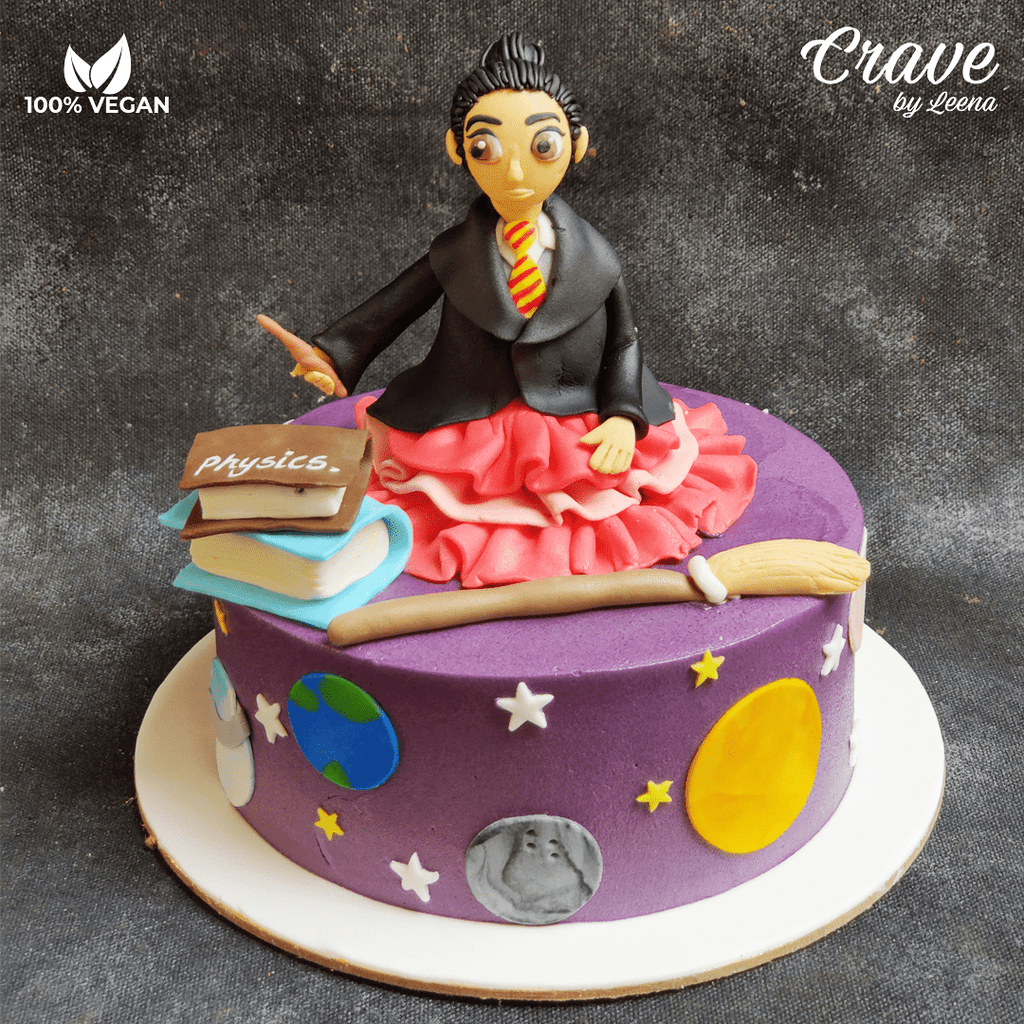 Ballerina and Potterworld Cake - Crave