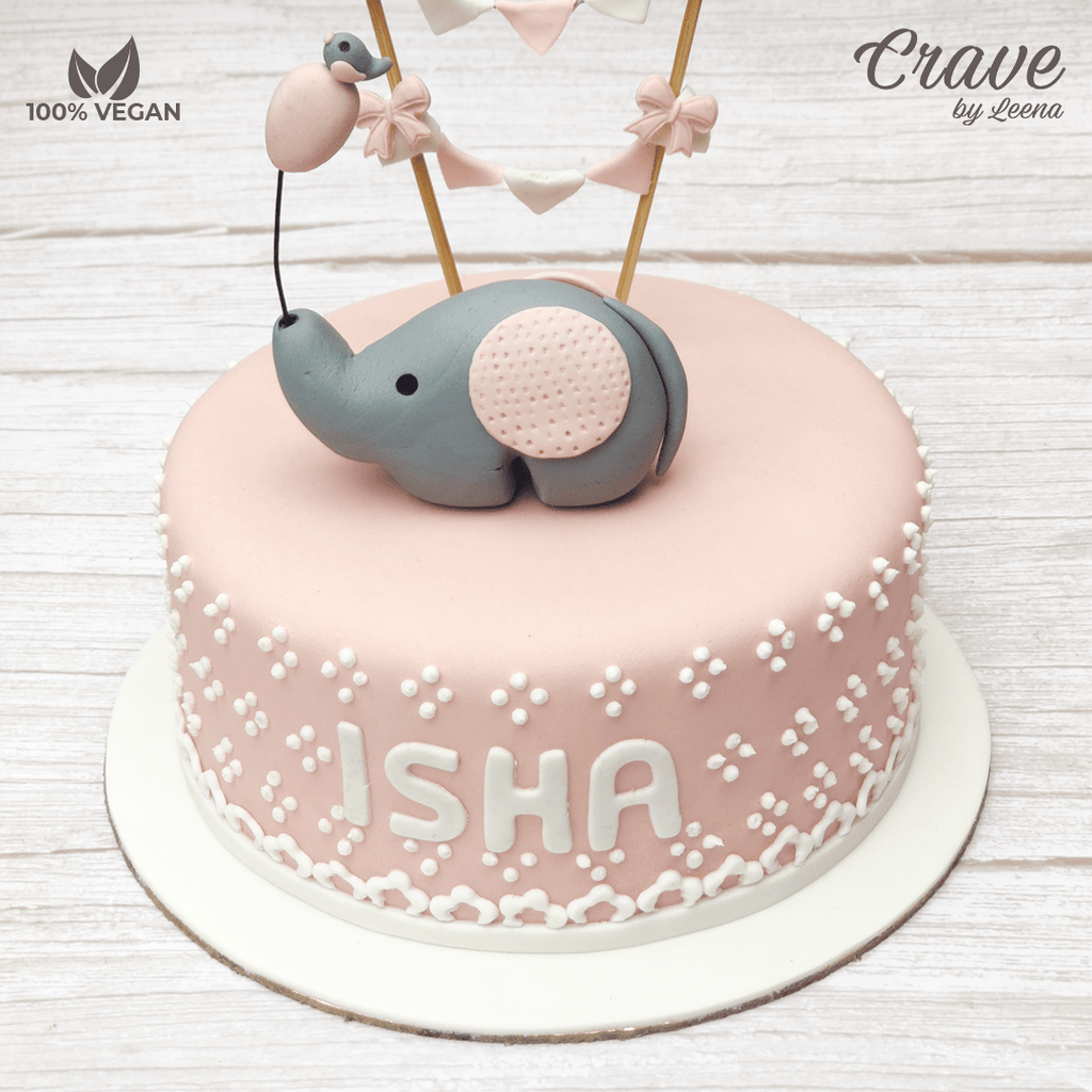 Lucky Phant Cake - Crave