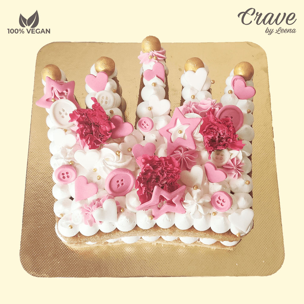 Crown Cake - Crave