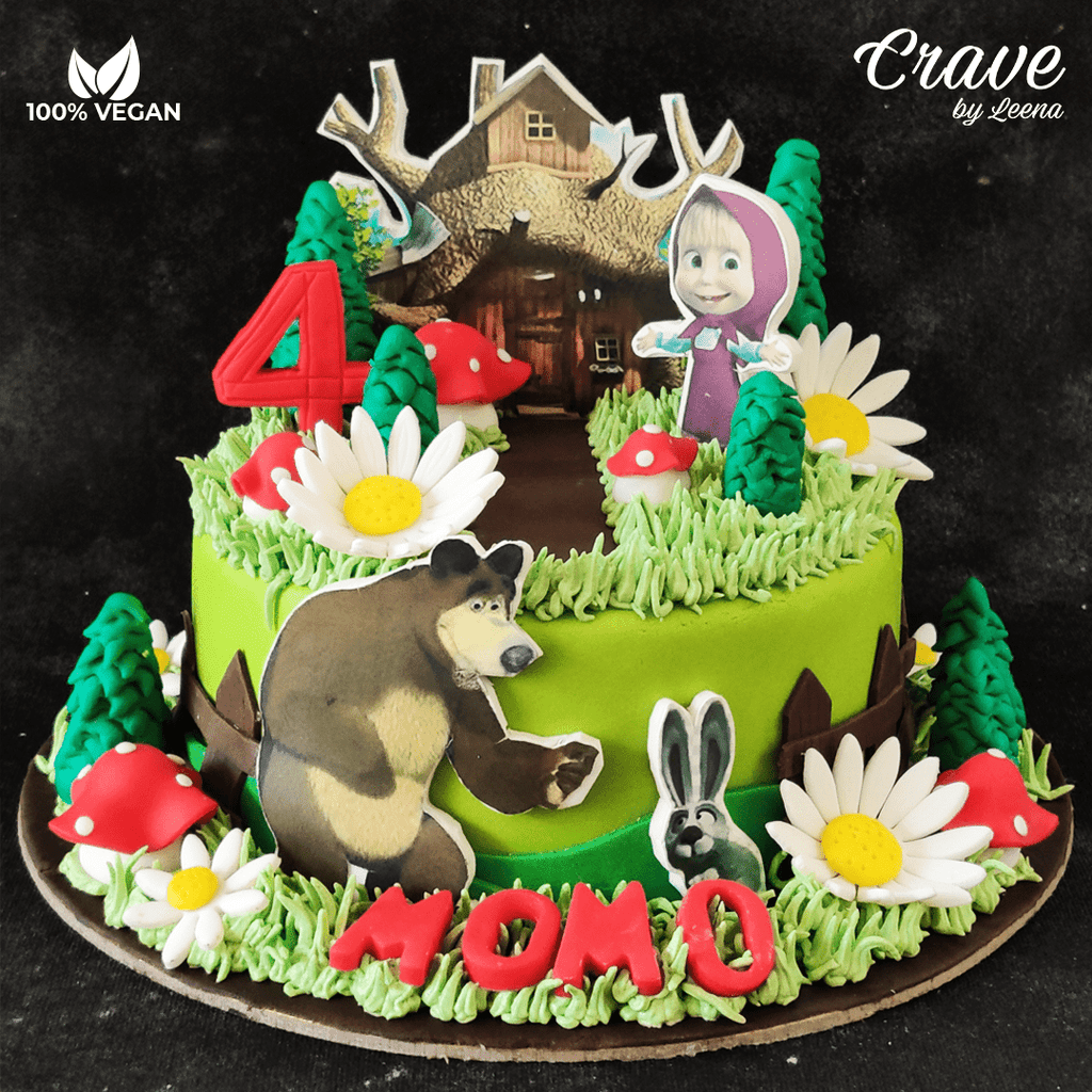 Masha and the Bear - Crave