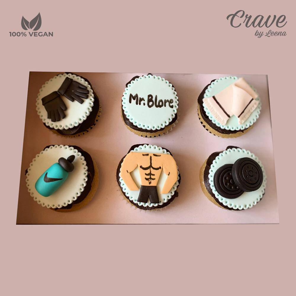 Gym Junkie Cupcakes - Crave