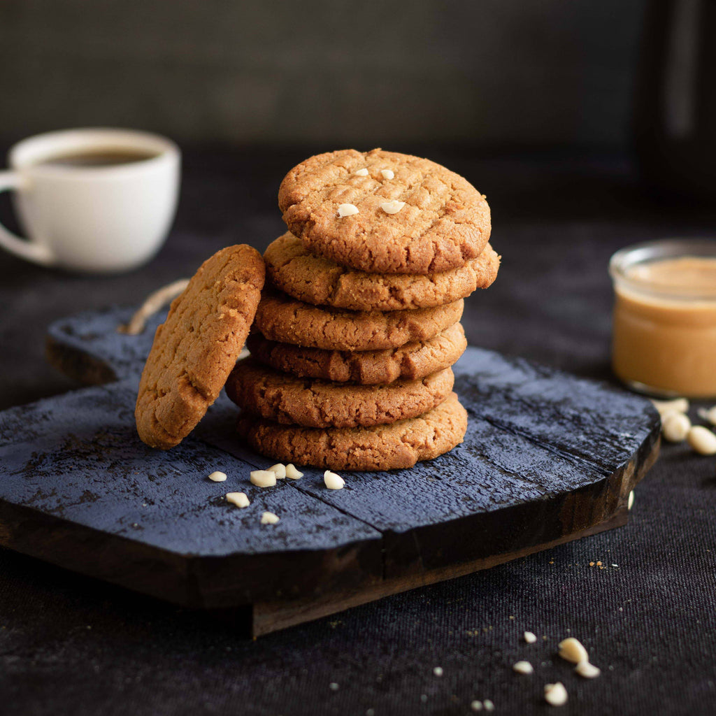 Peanut Butter Cookies (box of 10) - Crave