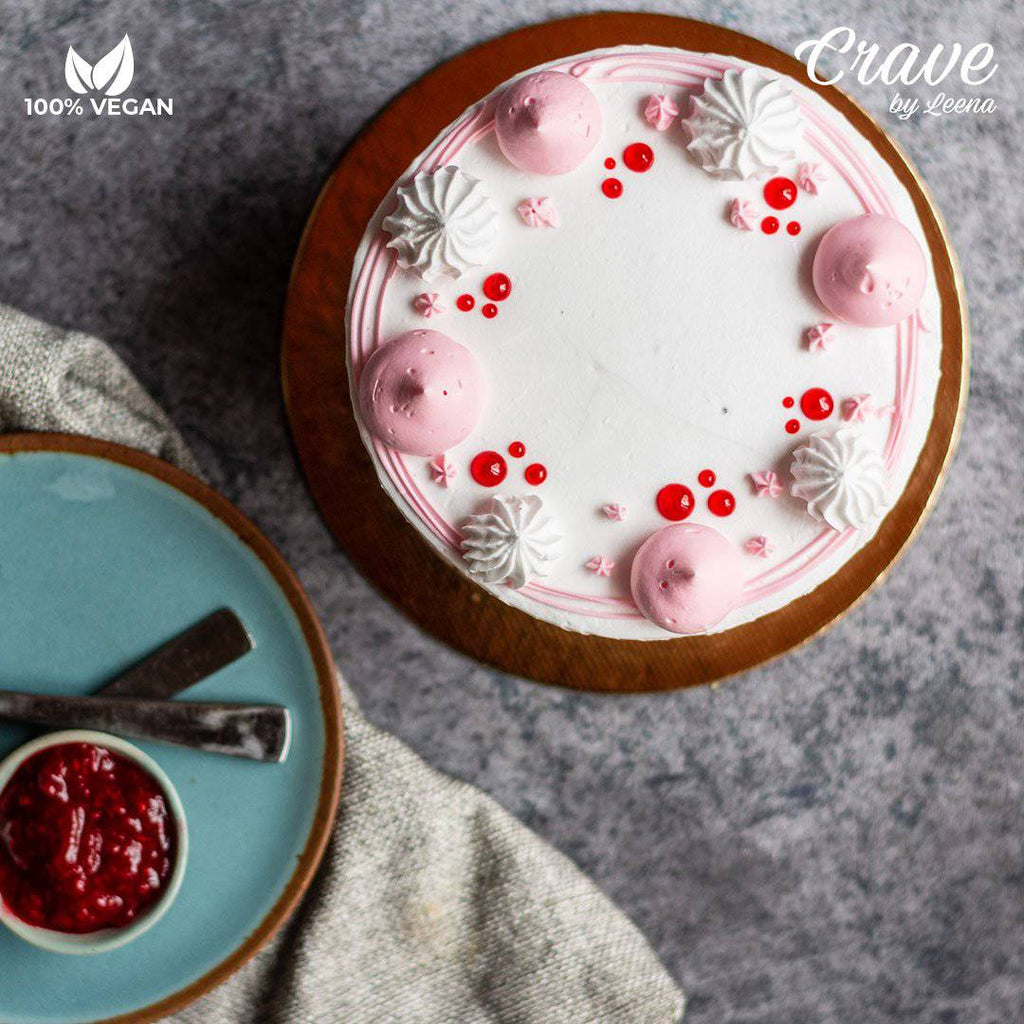 Raspberries and Cream (GF) - Crave