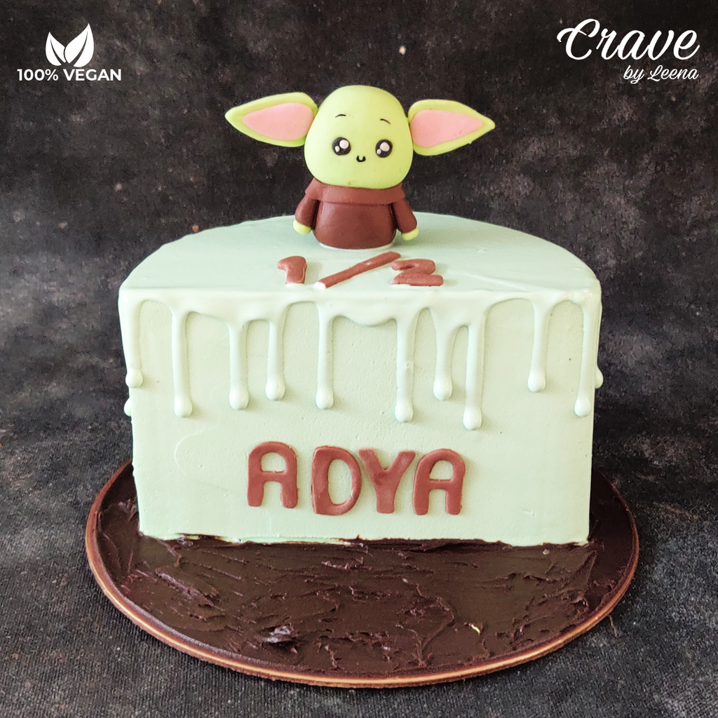 Cute Lil Yoda - Crave