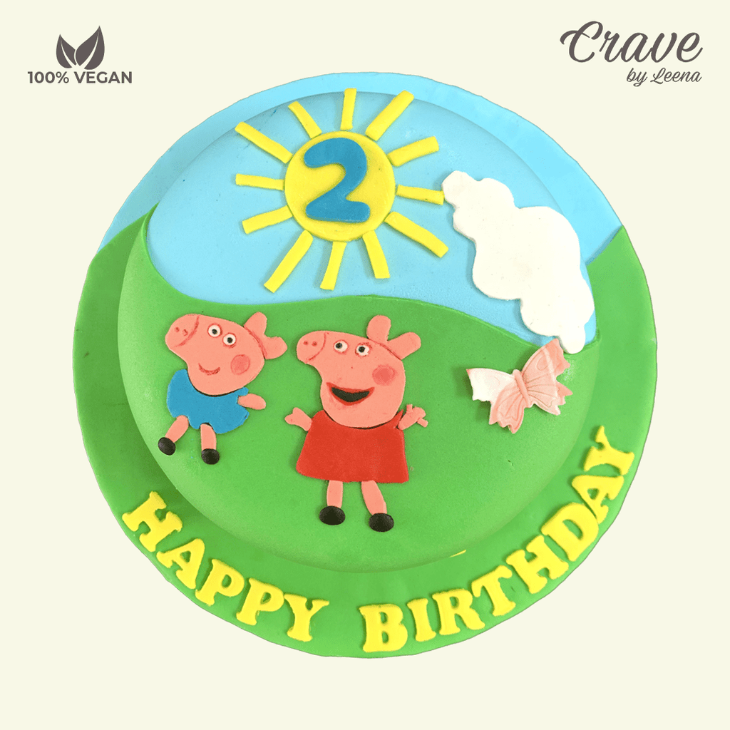 Sunshine with Peppa Pig - Crave