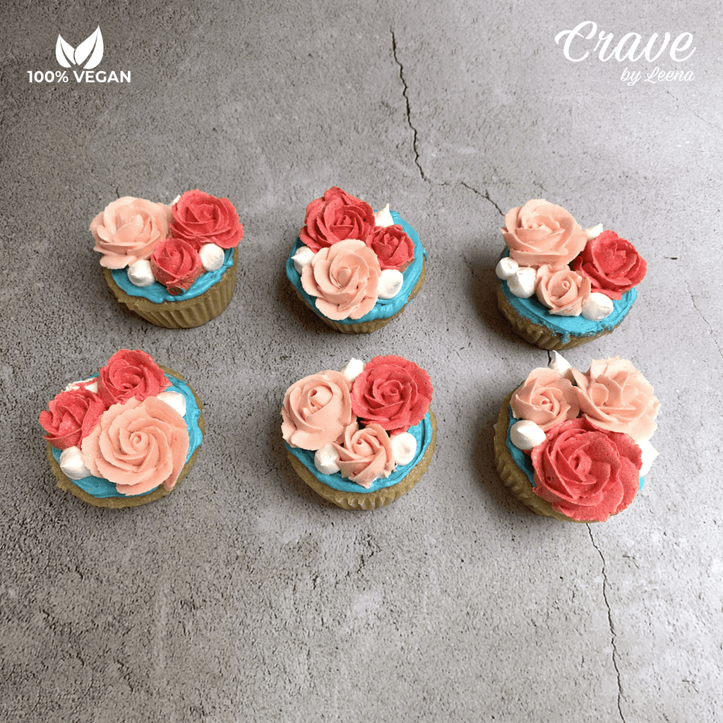 The Beauty in Roses (Box of6) - Crave