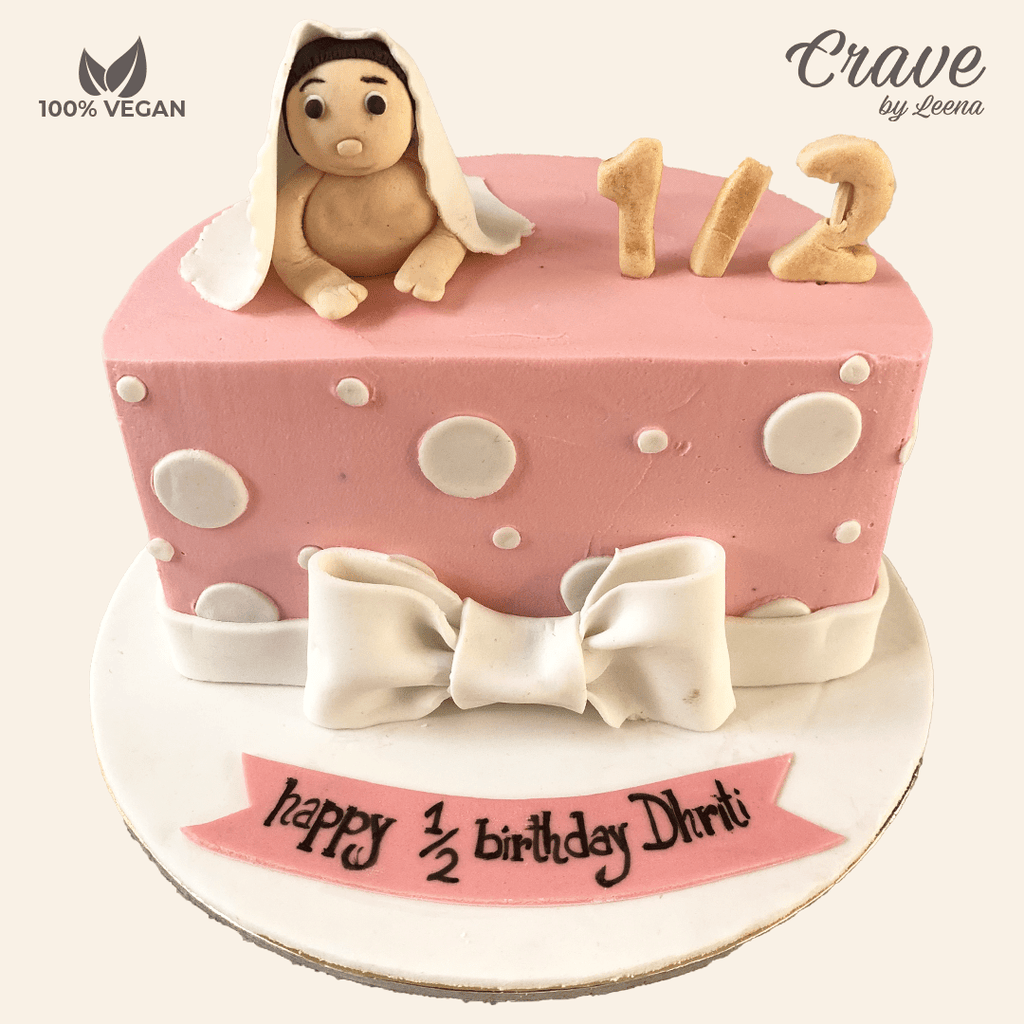 Baby 1/2 Cake - Crave