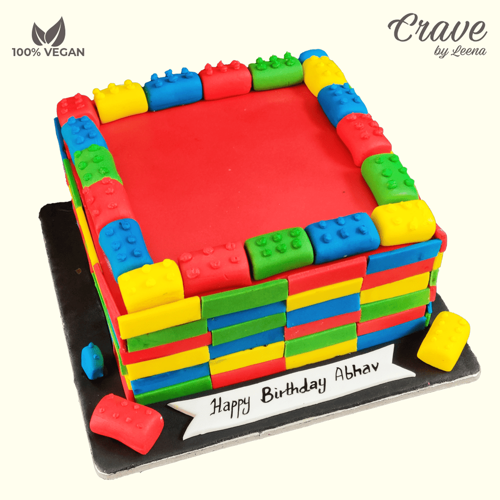 Lego blocks - Crave