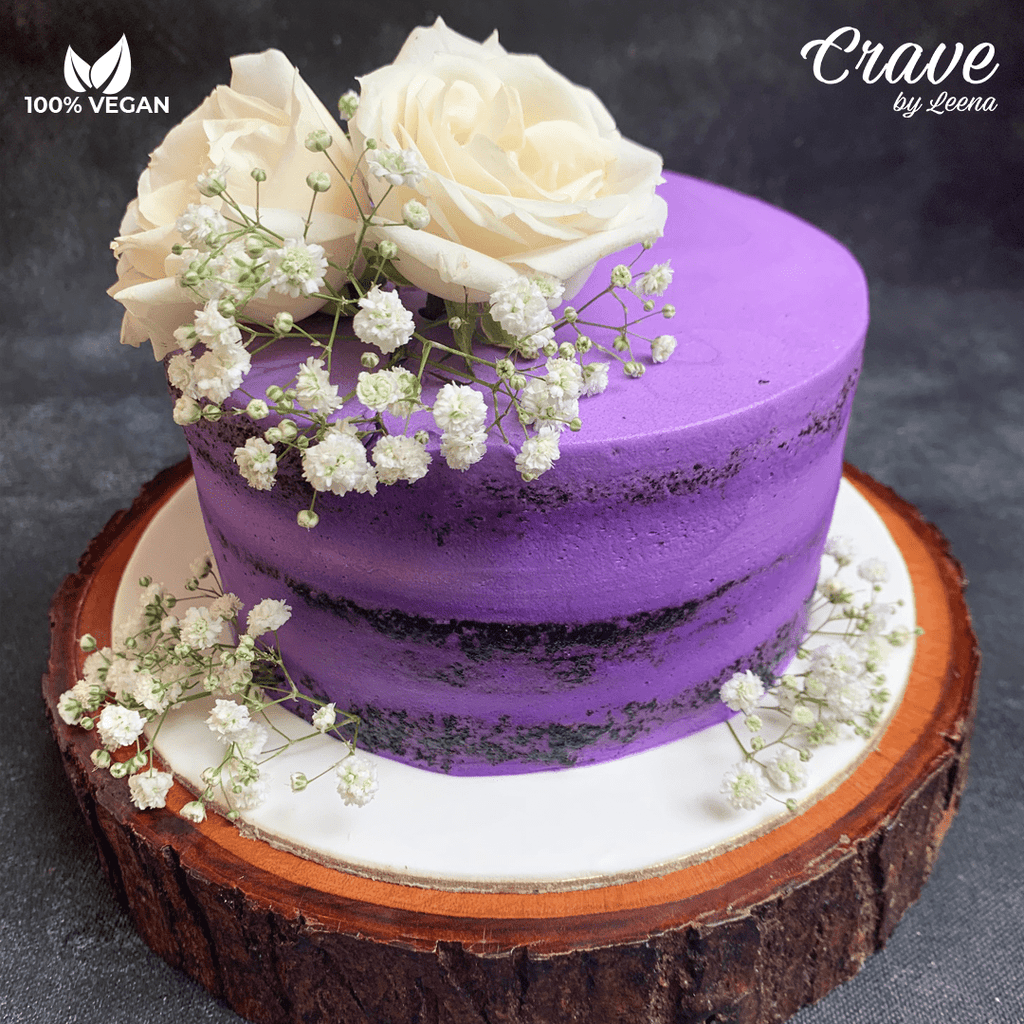 Purple Mystique - Crave