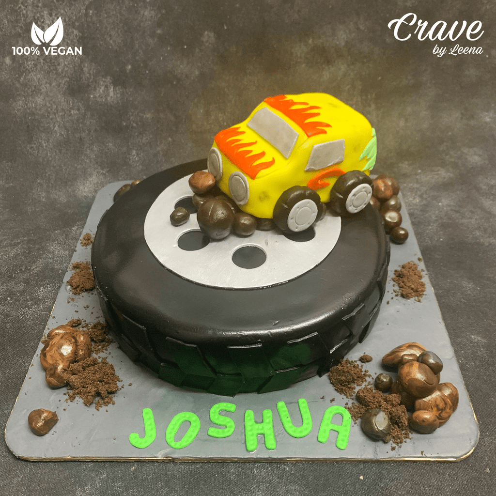Monster Truck Cake - Crave