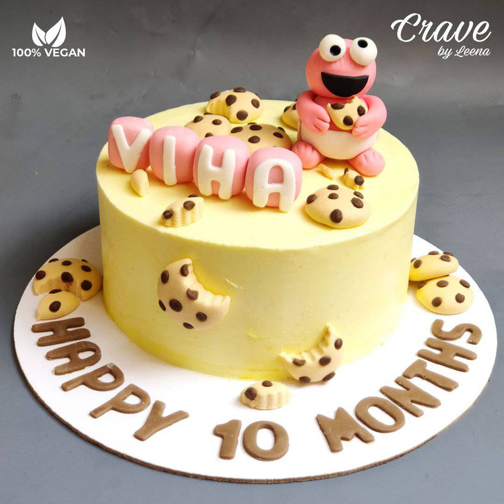 Elmo Loves Cookies - Crave