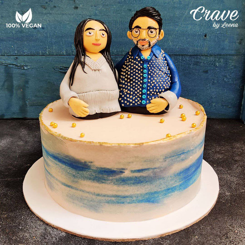 Realistic Couple Cake - Crave