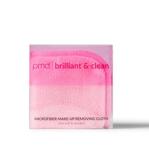 Brilliant & Clean Microfiber Make-Up Removing Cloth - VIP