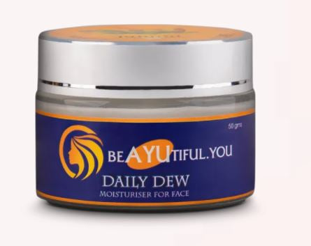 BeAYUtiful.You Daily Dew – Face Moisturiser For Normal and Dry Skin Types