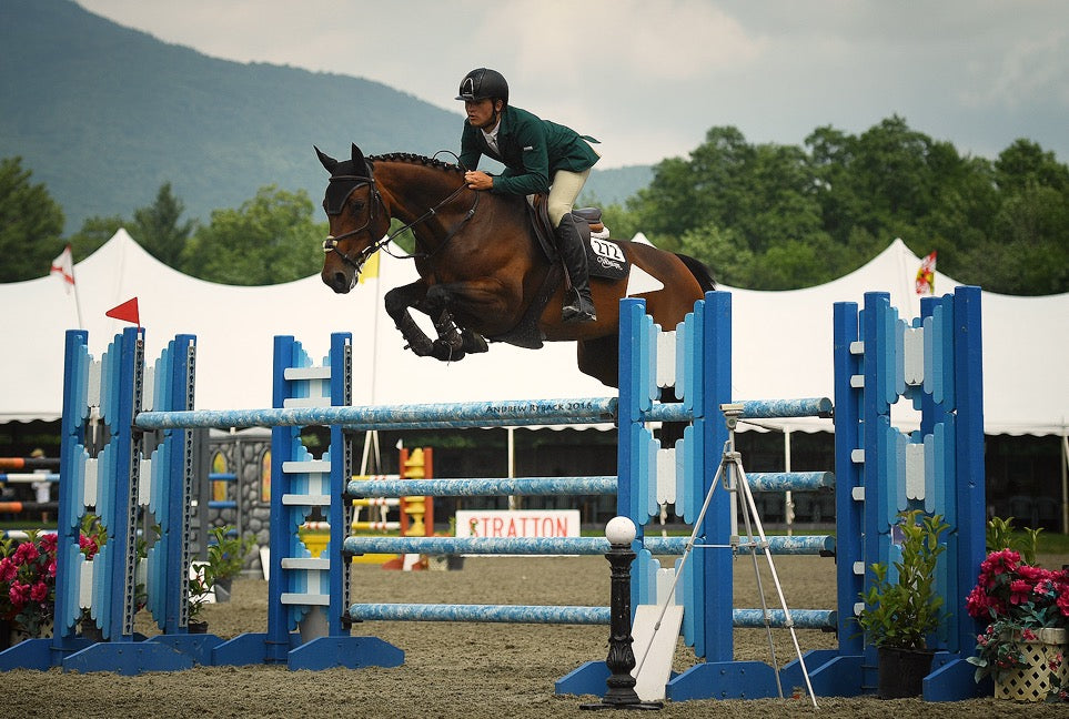 Grand Prix Show Jumper Brandon Howard Endorses RevitaVet