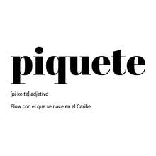 Load image into Gallery viewer, Piquete T-shirt