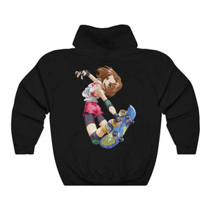 Double-Sided Unisex Heavy Blend™ Hooded Sweatshirt