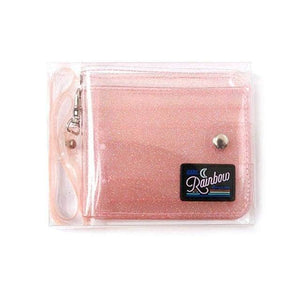 Transparent ID Card Holder