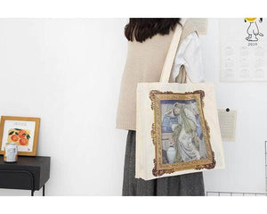 Niche Painting Tote Bag