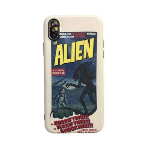 ALIEN Iphone Cover