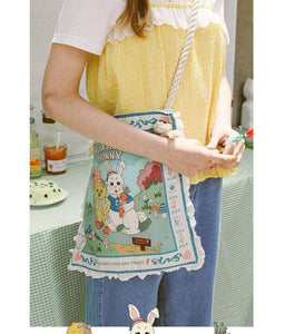 Cartoon Shoulder Bag