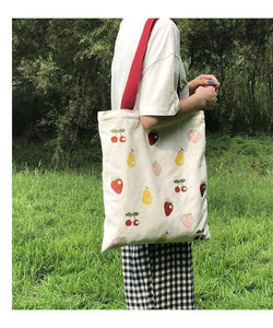 Fruits Tote Bag