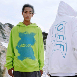 Double-Sided LabelOff Hoodie