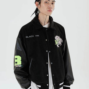 Rabbit Double-Sided BA Baseball Jacket