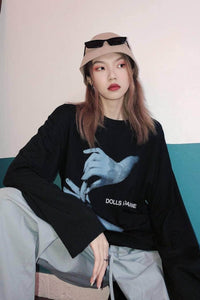 DOLLSINDARKNESS Long Sleeve Tee