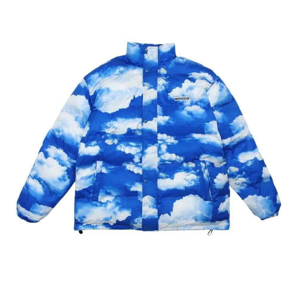 CLOUDS B0QJAH Parka Jacket