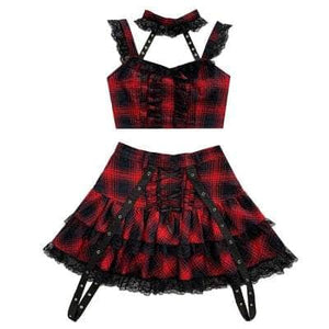 Gothic Red Set