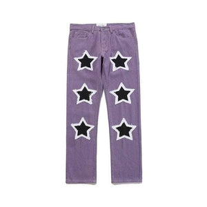 Embroidery Stars Limited Edition Jeans