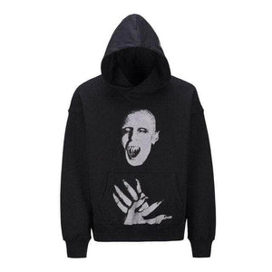 ZSTF Pocket Double-Sided Hoodie