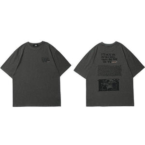Double Sided 1971 Oversized Tee