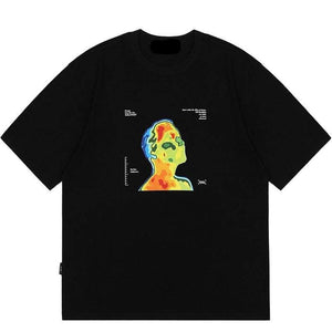 Intelligent Detection Graphical Tee