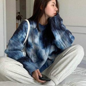 Tie Dye BP8 Sweater