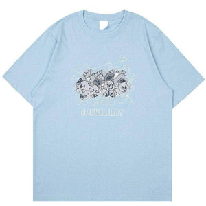 CareBear Graphical Tee